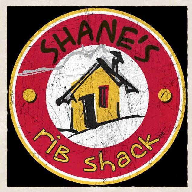 Image result for shane's rib shack logo