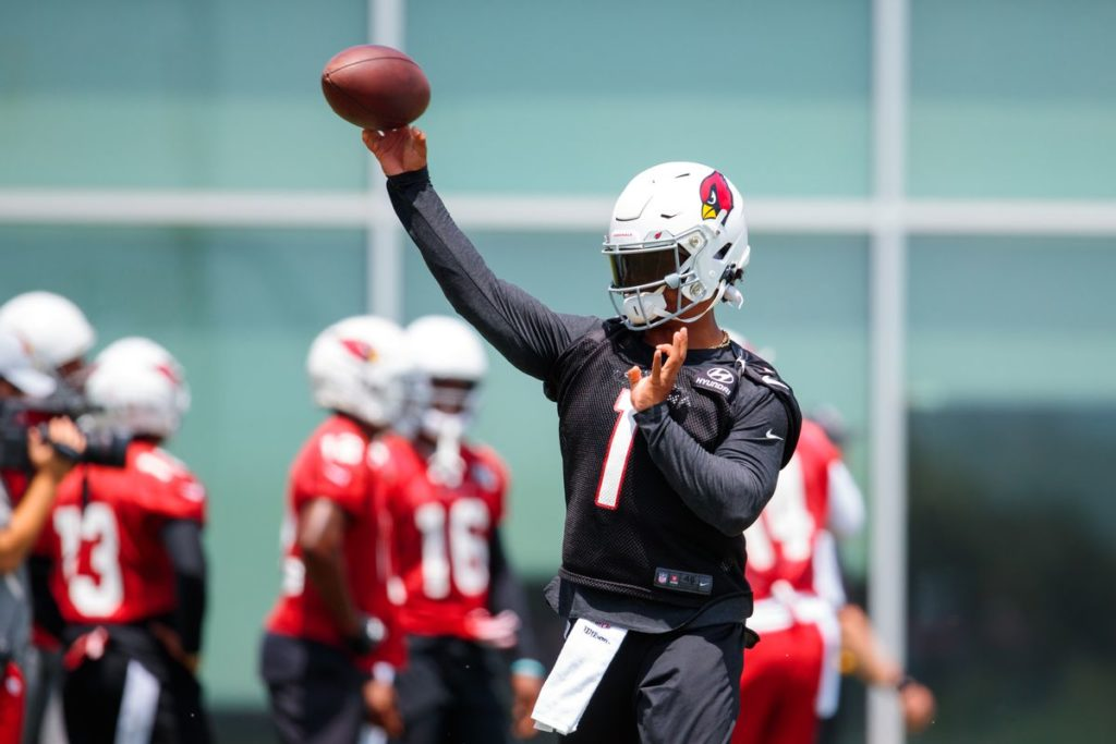 Arizona Cardinals Start Training Camp 2019