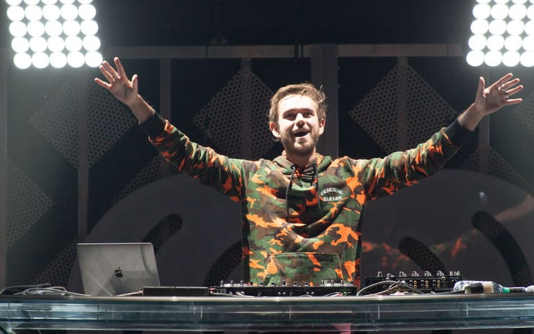 Zedd in Arizona