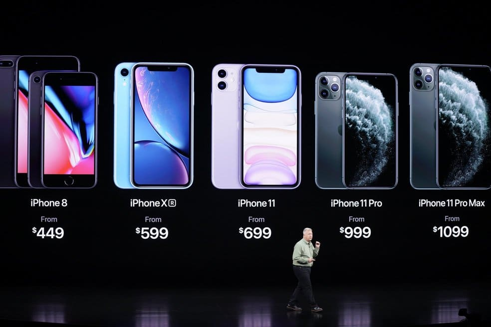 iPhone 11 Announced