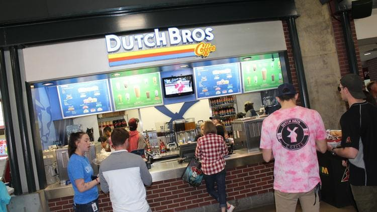 Central Ave Dutch Bros