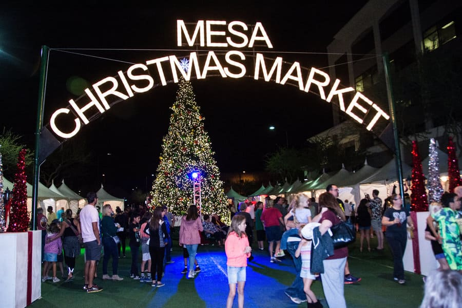 Things to do in Mesa during Christmas