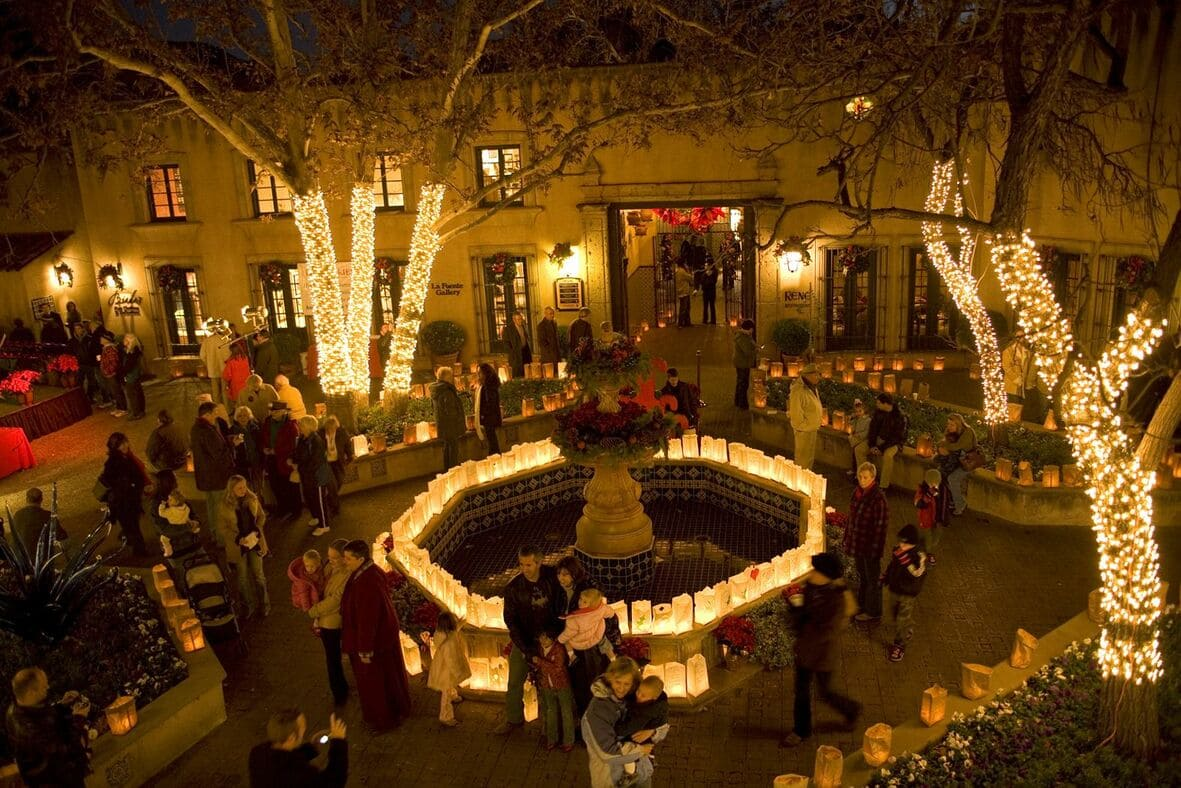 Things to do in Sedona during Christmas