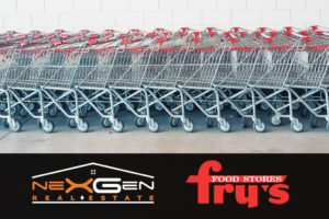 NeXGen Real Estate Offering Shopping Giveaway at Local Fry's Stores