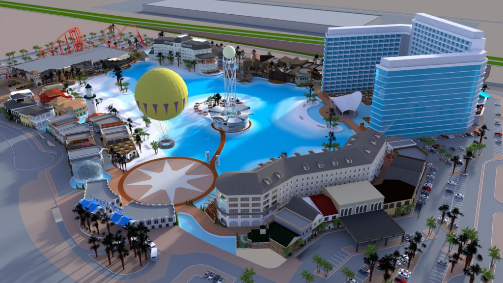 New Island Water Park Coming to Glendale
