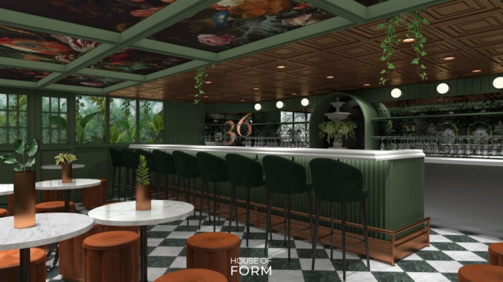 New Martini Lounge in Phoenix Coming To Downtown