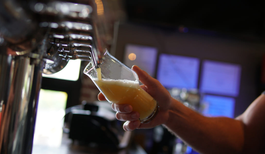 Self-Serve Taproom Opens in Downtown Phoenix