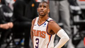 Will Chris Paul Be Out for Start of Western Conference Finals?